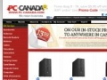 Pc-Canada.com Coupon Codes