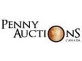 PENNY AUCTIONS CANADA Coupon Codes