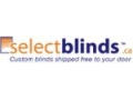 Select Blinds Canada Coupon Codes