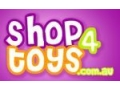 Shop4toys Australia Coupon Codes