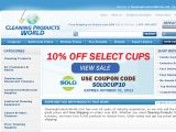 Cleaning Products World Coupon Codes