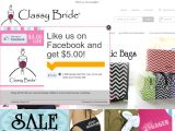 Classybride Coupon Codes
