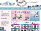 CLASSIC BEADS Coupon Codes