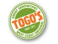 Togo's Coupon Codes