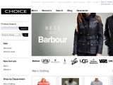 Choice Online - Designer Fashion Brands Coupon Codes