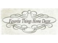 Favorite Things Home Decor Coupon Codes