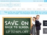 Childrens Wear Outlet Coupon Codes
