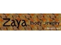 Zaya Body Jewelry Coupon Codes
