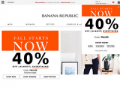 bananarepublic.ca Coupon Codes