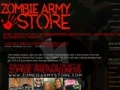 Zombiearmystore.com Coupon Codes