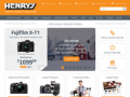 Henry's Photo-Video-Digital Coupon Codes