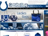 Colts Pro Shop Online Coupon Codes